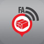 FA – Freight App icon