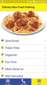 Delivery Now Food Ordering apk screenshot