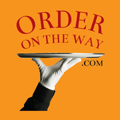Order On the Way Delivery Service icon