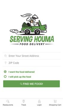 Serving Houma poster