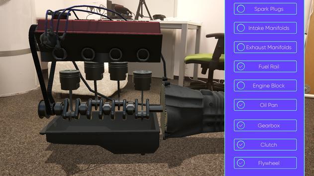 AR Engine by Delivr screenshot 4