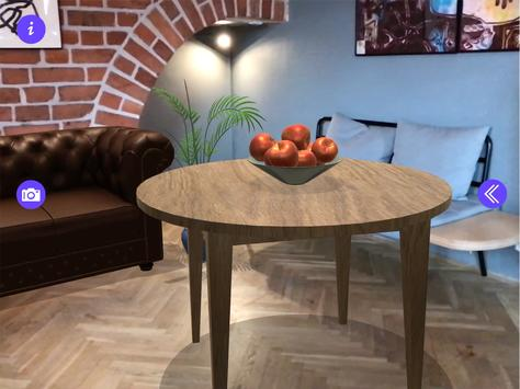 AR Furniture by Delivr screenshot 3