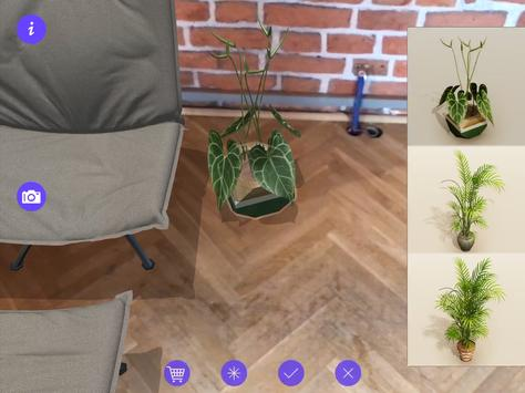 AR Furniture by Delivr screenshot 7