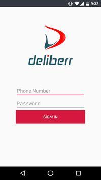 Deliberr Driver poster