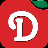 Delicio Recipes & Shopping List icon