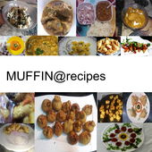 Muffin Food Recipes icon