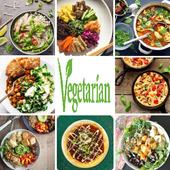 Delicious Vegetarian Tasty Recipes icon