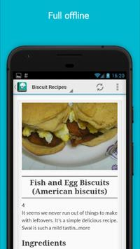 100 biscuit recipes apk download free books reference app 100 biscuit recipes apk screenshot forumfinder Images