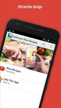 Delicious Rice Recipes poster
