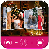 Christmas Video Movie Maker icon