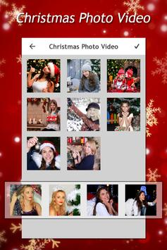 Christmas Video Movie Maker poster