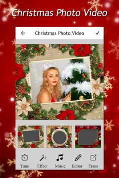 Christmas Video Movie Maker screenshot 1