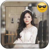 DSLR and Blur Photo Effect icon
