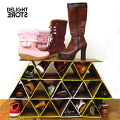 DIY Shoes Rack icon