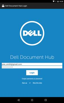 Dell Document Hub poster