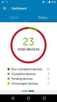 Dell Wyse Management Suite screenshot 2