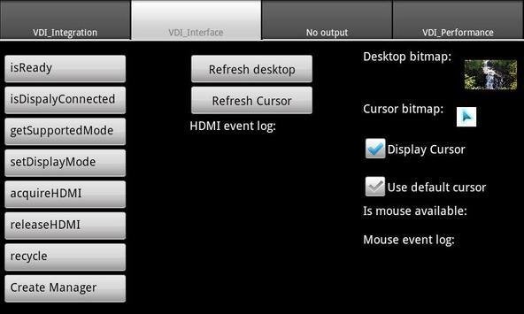 FeatureSlideShow apk screenshot