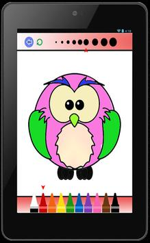 Cute Animals Coloring Book screenshot 3