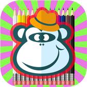 Funny Coloring Book icon