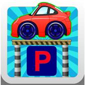 Parking Stunts Crazy icon