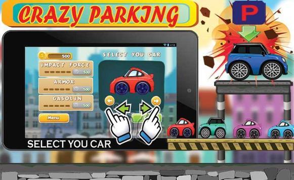 Parking Stunts Crazy poster