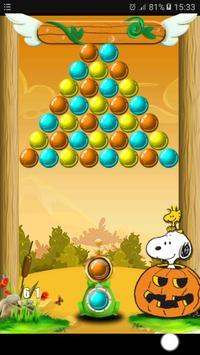 Bubble Snoopy Pop apk screenshot