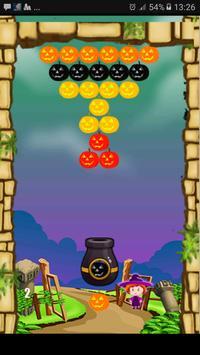 Bubble Halloween screenshot 1