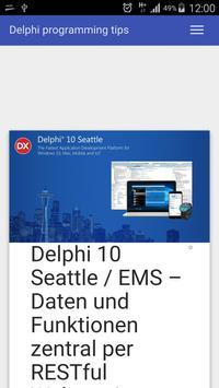 Delphi Programming blog poster
