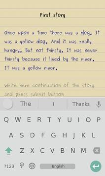Story screenshot 1