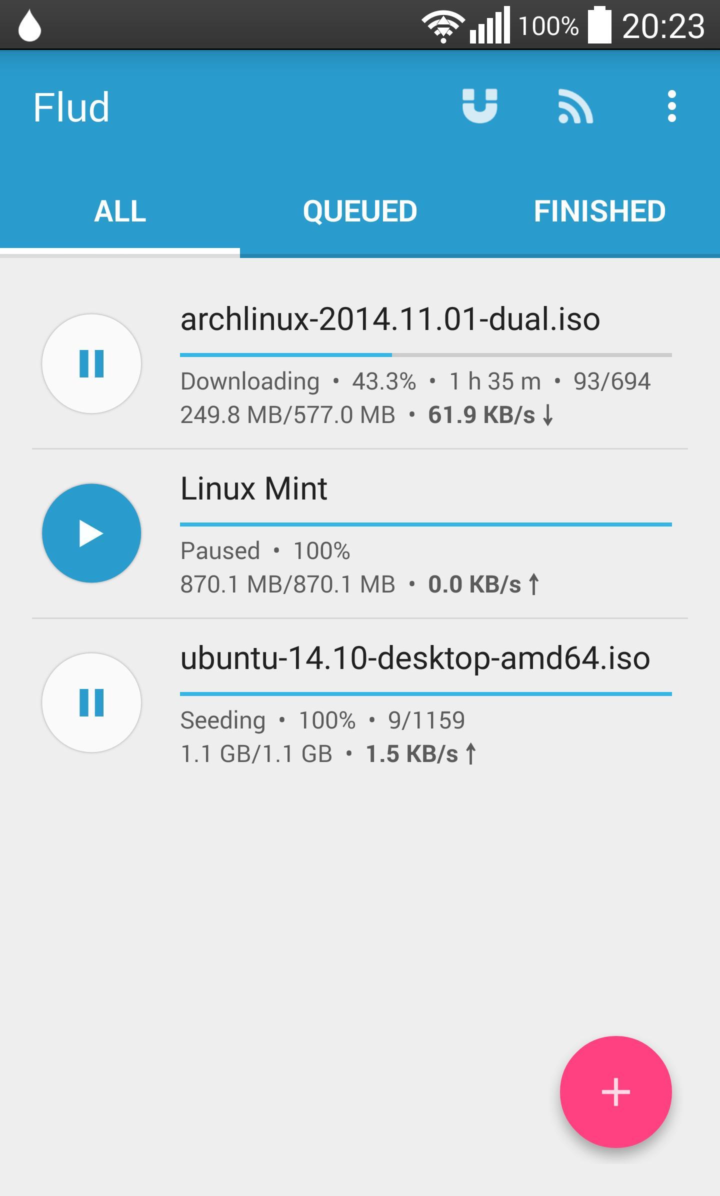 download fastest torrent downloader apk