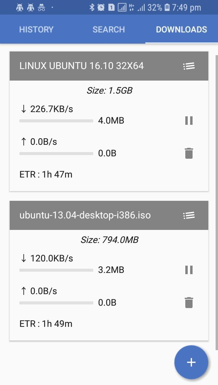 qBittorrent® for Android for Android - APK Download