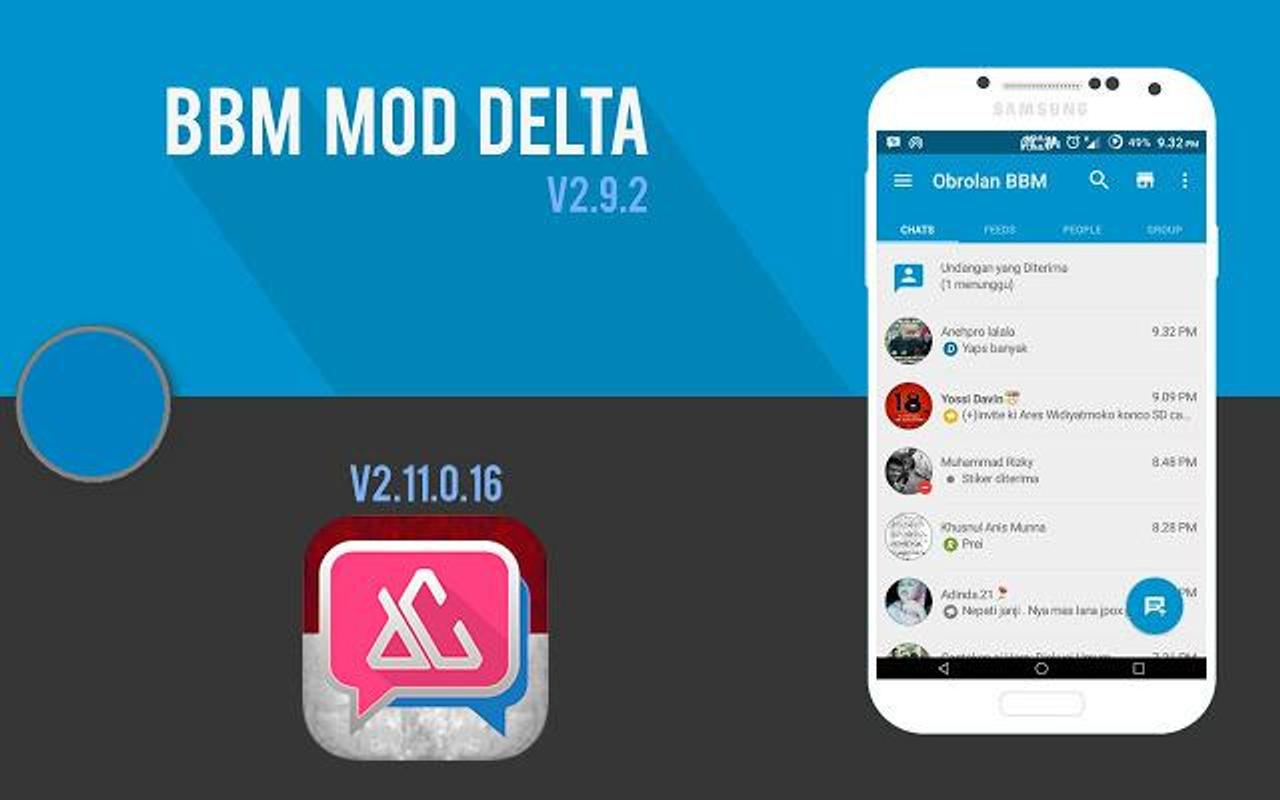 Delta Bm Transparan Theme For Android Apk Download