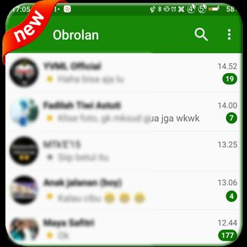 DELTA BBM TERBARU apk screenshot