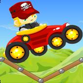 Racing Game Hill Climb Racing icon