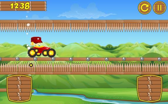 Racing Game Hill Climb Racing screenshot 1