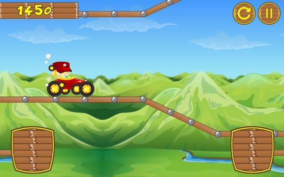 Racing Game Hill Climb Racing screenshot 3