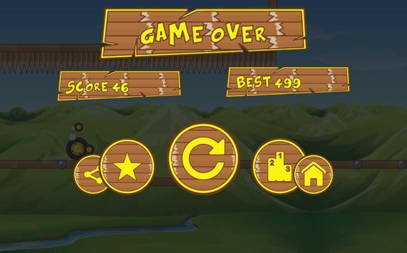Racing Game Hill Climb Racing screenshot 5