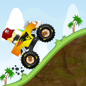 Truck Monster Racing New Game icon