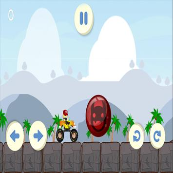 Truck Monster Racing New Game apk screenshot