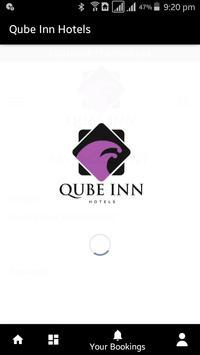 Qube Inn poster