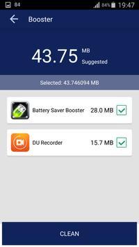 Battery Saver Booster apk screenshot