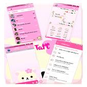 Wa pink 2018 Terbaru icon