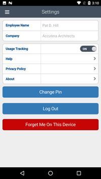 Deltek Touch Expense for Ajera screenshot 4