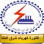 فاتورة كهرباء شرق الدلتا icon