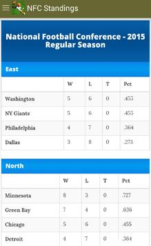 Football NFL Scores Live screenshot 3