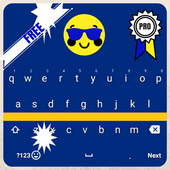 Keyboard Nauru flag Theme & Emoji icon