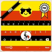 Uganda Keyboard icon