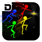 Stickman Fight: Save Your World / Battle Royale icon