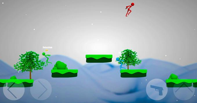 Stickman Fight: Save Your World / Battle Royale screenshot 14
