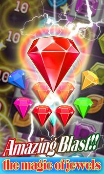 bejewel blast deluxe poster
